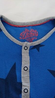 Marks and Spencer blue star pattern, cotton ones Age 7-8 years