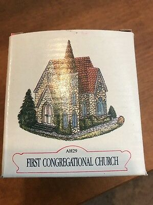 The American Collection AH29 First Congregational Church