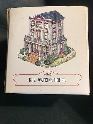 The Americana Collection AH45 Rev. Watkins House