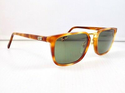 90's Ray Ban Traditionals Premier III W1105 B&L USA + Case