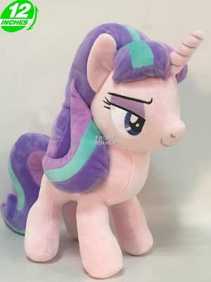 "12"" My Little Pony Starlight Glimmer Plush Anime Stuffed Doll Toy Game POPL8134"