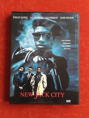 DVD New Jack City WESLEY SNIPES -  ICE T   Occasion