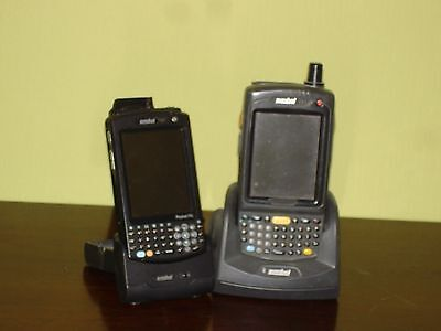 Lot de 2 PC Pocket PDA Motorola MC70
