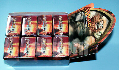 MAGIC GUILDPACT Deck Boxes Set 8 Scatole Porta Mazzo NUOVE SIGILLATE RARE MTG