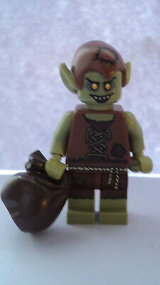 Genuine Lego CMF Collectable Minifigures Series 13 Goblin Figure