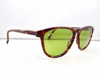 90's Ray Ban Traditionals Style 1 Soft Square, W1491, B&L USA RB-3 Lens + Case