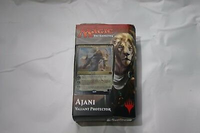 Magic the Gathering Aether Revolt Planeswalker Deck Ajani Valiant Protector NEW