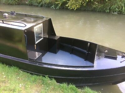 40ft narrow boat