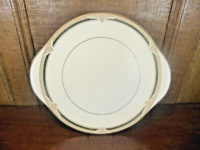 EXCELLENT TOP QUALITY Royal Doulton FORSYTH CAKE PLATE