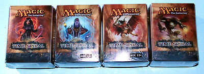 MAGIC TIME SPIRAL Deck Box NUOVO MTG Serra Avenger vs. Bogardan Hellkite