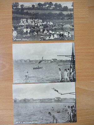 3  Postcards From Mostyn House School Parkgate Cheshire