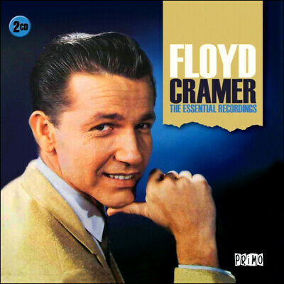 FLOYD CRAMER * 40 Greatest Hits * NEW 2-CD Box Set * All Original Songs