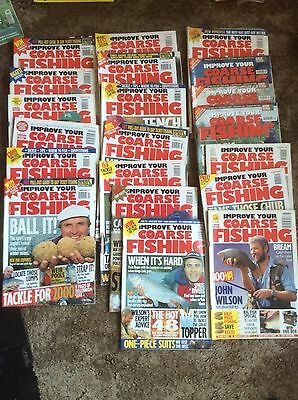 Improve Your Coarse Fishing - Fishing mags