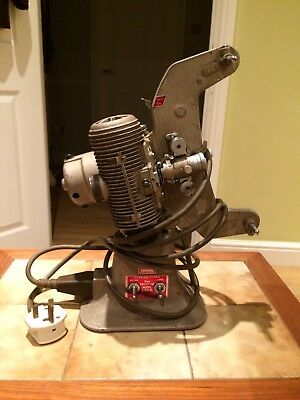 Bell and Howell 8mm Projector model 606H