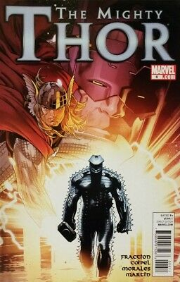 The Mighty Thor #6 Marvel Comics 1St Print