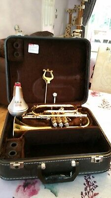 Besson Sovereign 927 Bb Cornet