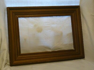 Old Large Picture Frame.