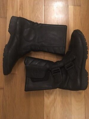 Woman's Moto Country Motor Bike Boots Size 5