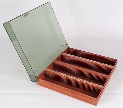 Boots Plastic Slide Storage Boxes can Store 200 35mm Slides