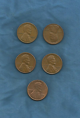 5 American Coins Starting At 1.99 Cents