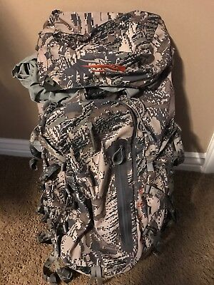 Sitka Bivy 30 Back Pack In Optifade Open Country
