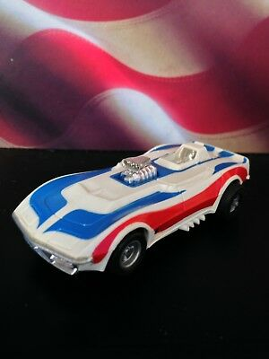 Aurora AFX Chevy Corvette Dragster HO Slot Car