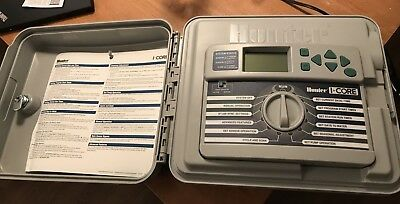 Hunter Lawn Irrigation Controller Model IC-600-PL