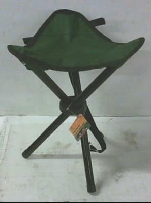 NEW Camping Essentials 14 Inch Folding Camp Stool