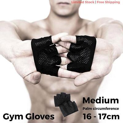 Gym Gloves Weight Lifting Fitness Bodybuilding Strength Training Women Men Unise