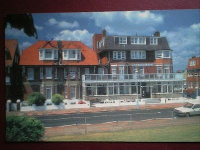 Postcard Sussex Eastbourne - Heatherleigh Hotel