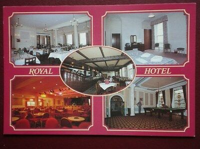 Postcard Yorkshire Whitby - Royal Hotel