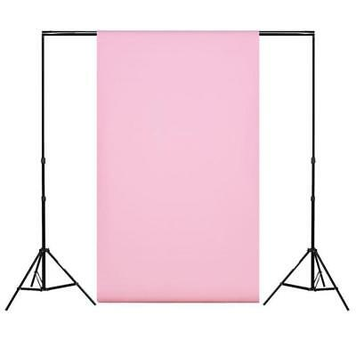 Spectrum Baby Pink Non-Reflective Half Length Paper Roll Backdrop (1.36 x 10M)