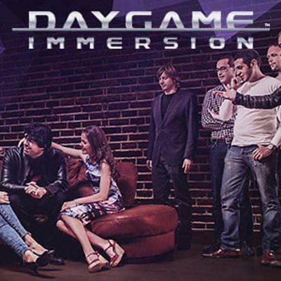 Daygame Immersion, Blueprint,Approach Anxiety etc better than the mystery method