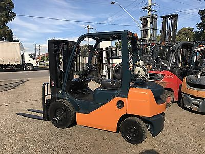 Forklift , Toyota , Container Mast , Used Forklift , Mars Forklifts , Lqqk