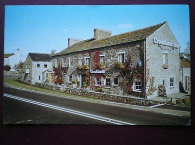 Postcard Cumbria Milnthrope - Crooklands Hotel