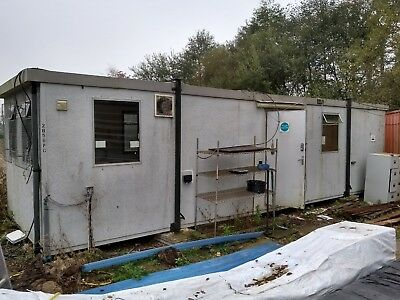 work cabin portacabin 32ft x 10ft