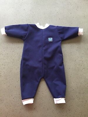Baby Splash About Warm in One wetsuit 0-3 months