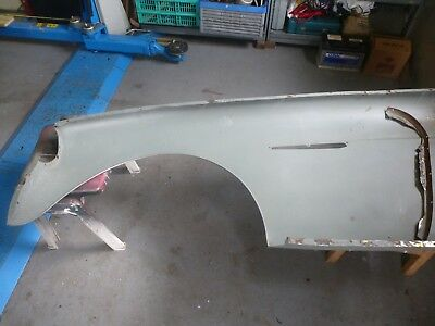 Austin Healey BN1 100/4 original right front wing in very good condition