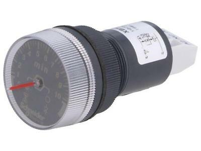 xb5dtgm4 Timer 22mm IP65 100÷240VAC man.series Harmonie XB5 -20 ÷ 60°C