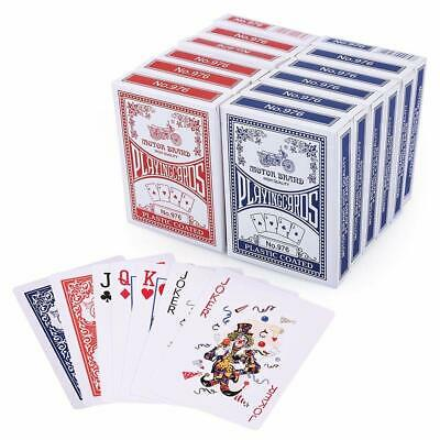 12 Decks Playing Cards Poker Size Standard Index by LotFancy