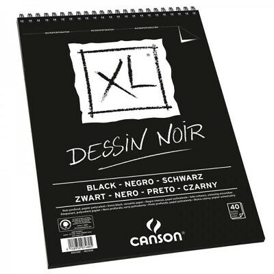 Canson | XL Black (0,19€/1ST)