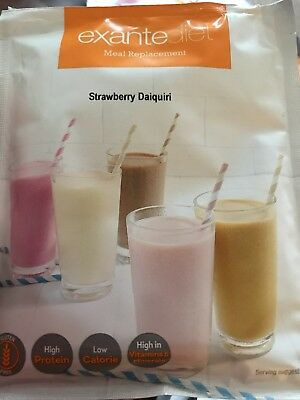 Exante Diet Shakes (Strawberry daiquiri)