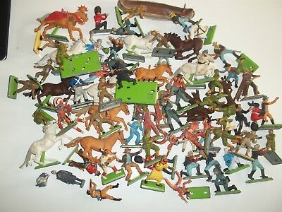 Britains Deetail Large Job Lot, Spares and Bits and Bobs!