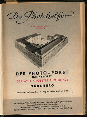 Photo-Porst der Photohelfer 1955