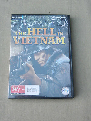 The Hell In Vietnam Pc Dvd Game