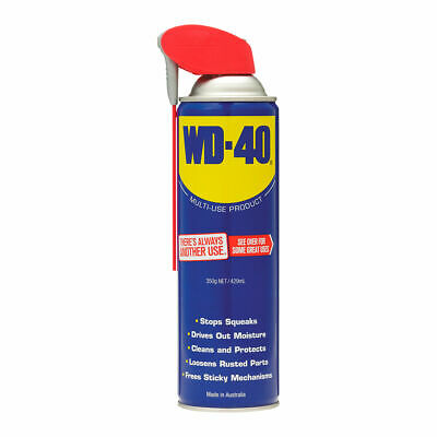 WD-40 Smart Straw Multi-Purpose Lubricant - 350g
