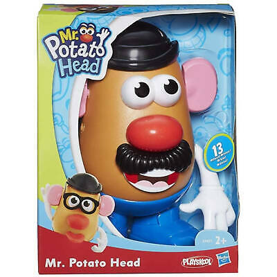 Mr Potato Head Toy With 11 Accessories by Hasbro / Playskool