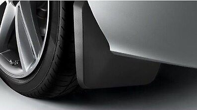 New Genuine Audi Tt Mk3 Front Accessory Mudflaps Set
