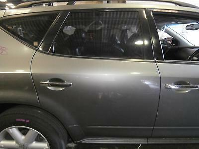 Nissan Murano Right Rear Door Window Z50, 10/05-12/08 05 06 07 08