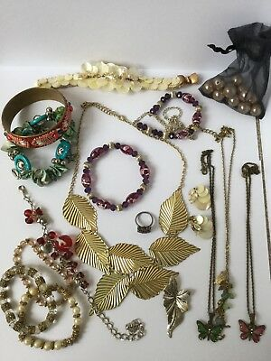 Collection of Vintage & Modern Costume Jewellery